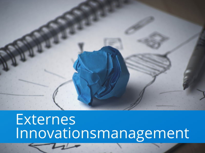 Externes Innovationsmanagement